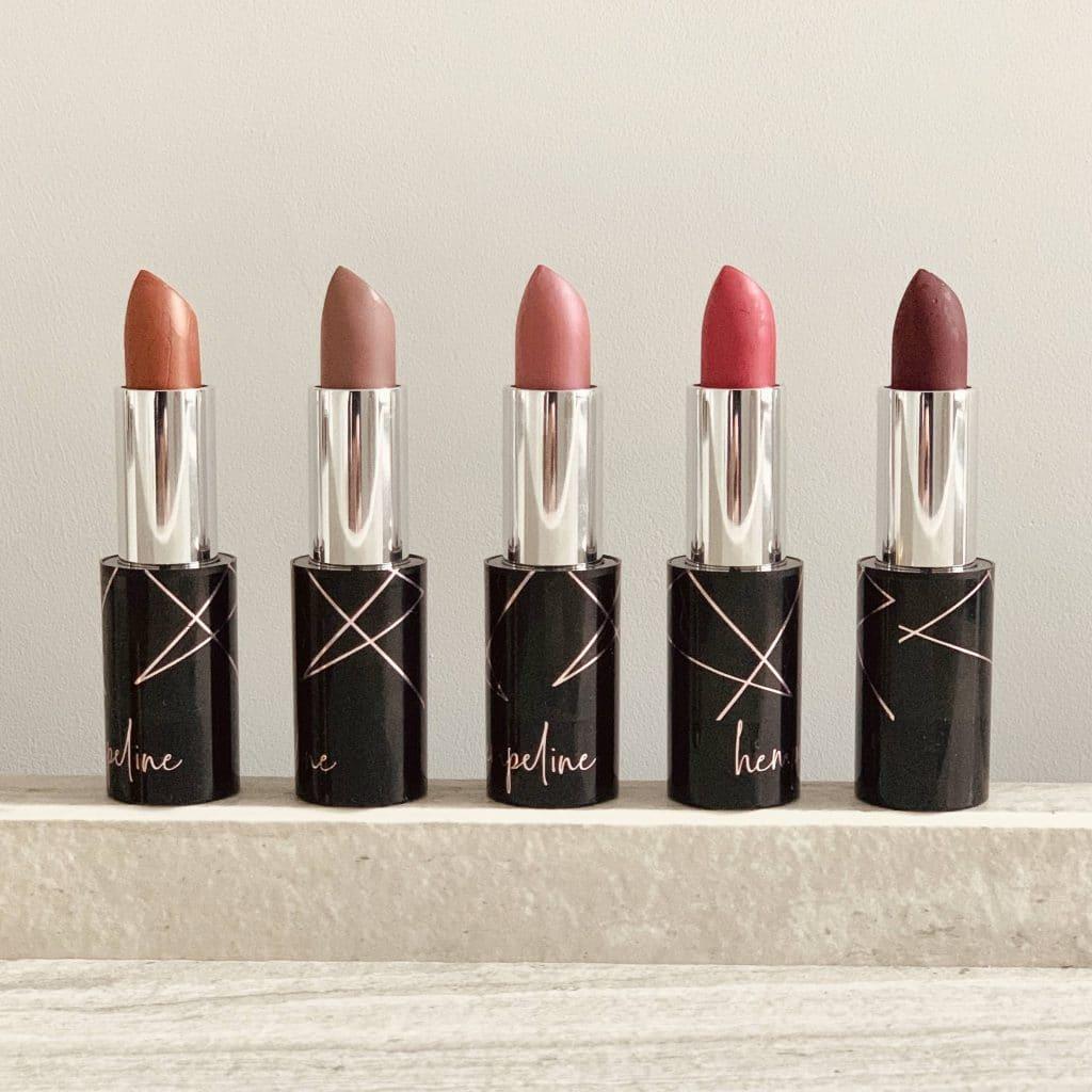 Make Up seidenmatter Lippenstift langanhaltend
