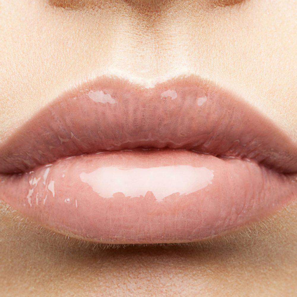 MakeUp Lipgloss creamy plum