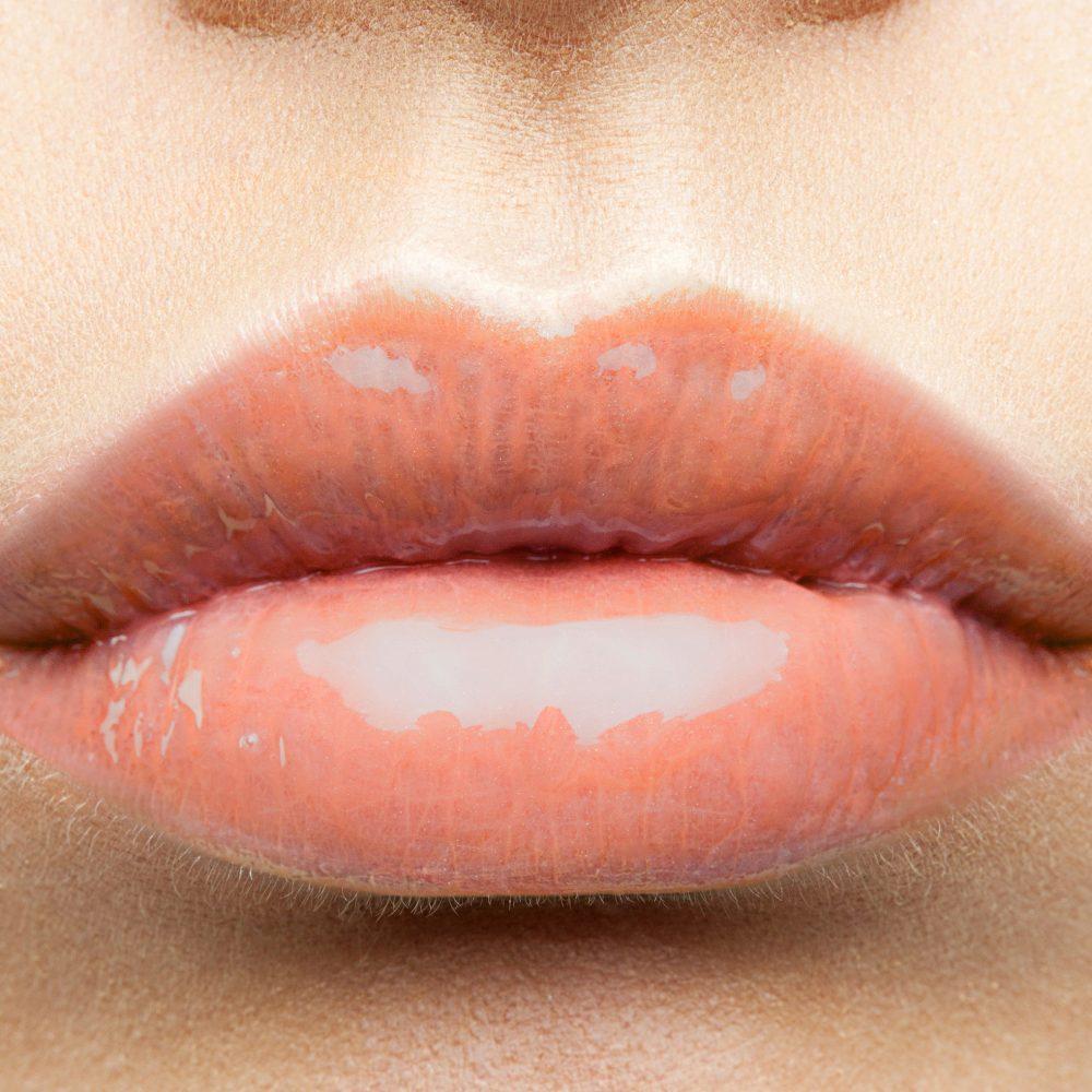 MakeUp Lipgloss zero durchsichtig